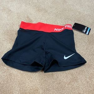 Women's Nike Pro Training Shorts